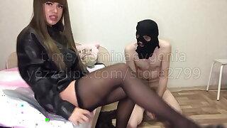 Domina Evgenia - My Slave 15 (Demo)