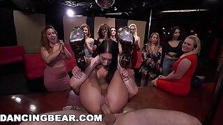 DANCING BEAR - Regressive Girls Go Wild For Show the way Stripper Dick