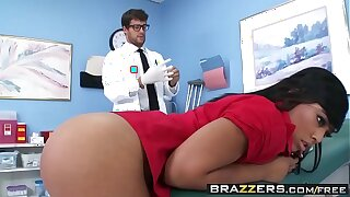 (Leilani Leeane, Ramon) - Doc Loosen Up My Throat - Brazzers