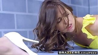 Brazzers - Brazzers Exxtra - Licking Locked Up instalment starring Elsa Jean Riley Reid and Jean Val Jean