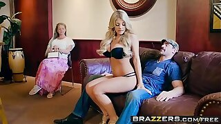 Brazzers - Brazzers Exxtra -  Dont Touch The brush 3 scene starring Kayla Kayden and Charles Dera