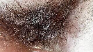 Hairy bush fetish video